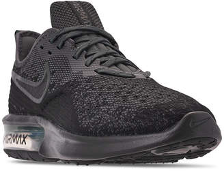 faeb082e8 Nike Men Air Max Sequent 4 Running Sneakers from Finish Line
