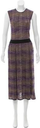 Tory Burch Midi Empire Dress