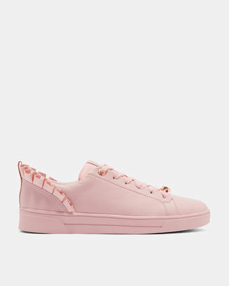 Ted Baker ASTRINA Ruffle detail trainers