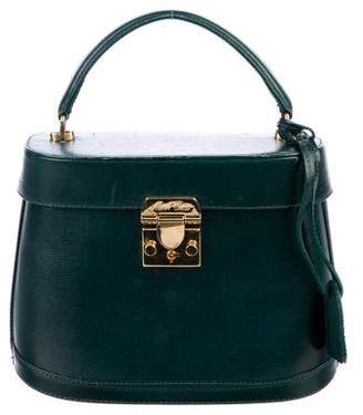Mark Cross Benchley Top Handle Satchel