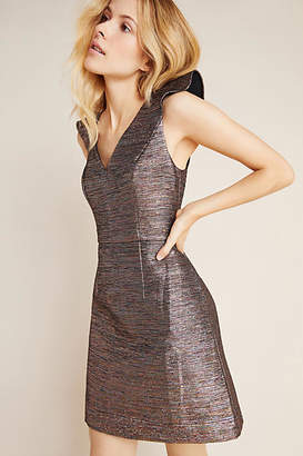 Hutch Jessie Metallic Mini Dress