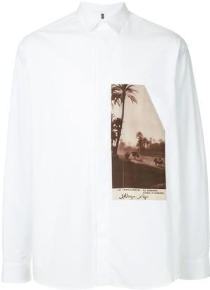 Oamc palm tree shirt