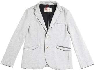 Myths Light Cotton Sweatshirt Jacket