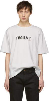 Unravel Beige Vintage J Skate T-Shirt