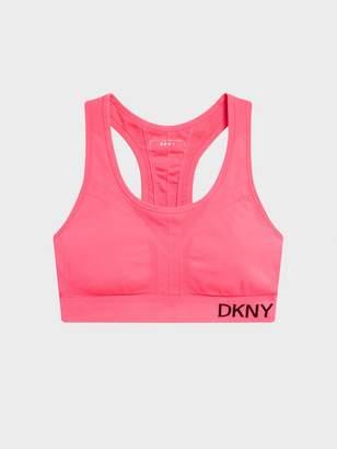 DKNY Medium-Impact Seamless Bra