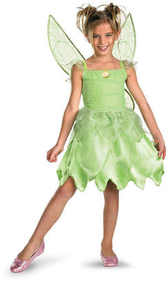 BuySeasons Tink and The Fairy Rescue Tinkerbell Classic Big Girls Costume