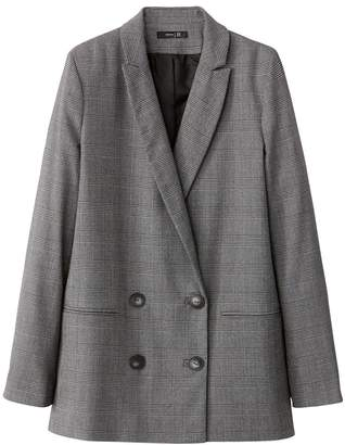 La Redoute Collections Prince Of Wales Check Blazer