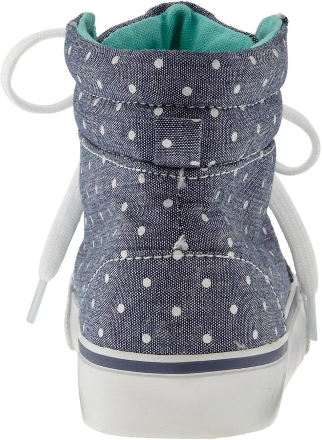 Old Navy Girls Printed Canvas High-Tops