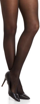 Berkshire Black Shimmers Opaque Control Top Tights