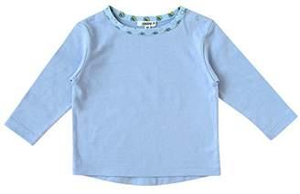 Souleiado (ソレイアード) - SOULEIADO ネヌファー長袖Tシャツ ブルー 80cm 47514