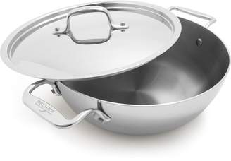 All-Clad d3 Stainless Steel Cassoulet with Lid, 3 qt.