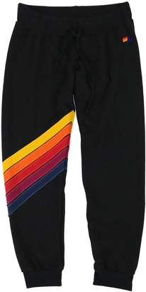 Aviator Nation Striped Cotton-Blend Sweatpants
