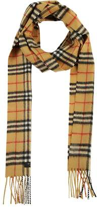 Burberry Checkered Pattern Scarf