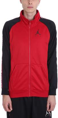 Nike Red Cotton Sweatshirt