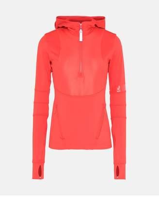 adidas by Stella McCartney Red Running Long Sleeve Shirt