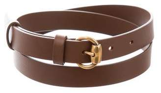 Gucci Leather Waist Belt