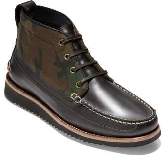Cole Haan Pinch Moc Toe Waterproof Boot