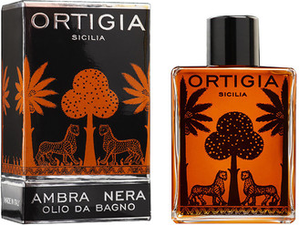 Ortigia Ambra Nera Bath Oil - 200ml