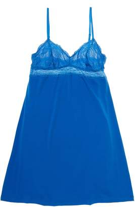 Cosabella Women's Detailed Lace Chemise