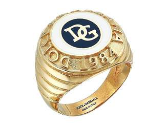 Dolce & Gabbana Signet Ring