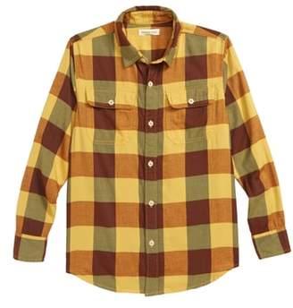 Tucker + Tate Plaid Flannel Shirt