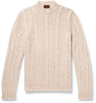 Tod's Cable-Knit Sweater