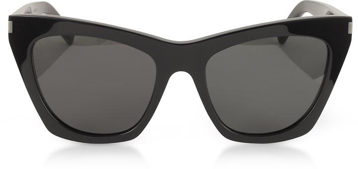 Saint Laurent New Wave 214 KATE Acetate Sunglasses