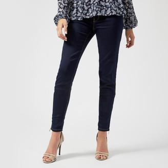 MICHAEL Michael Kors Women's The Denim Ava Skinny Pants