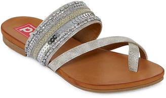 POP Womens Deal Flat Sandals