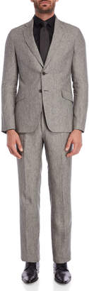 Armani Collezioni Two-Piece Grey Suit