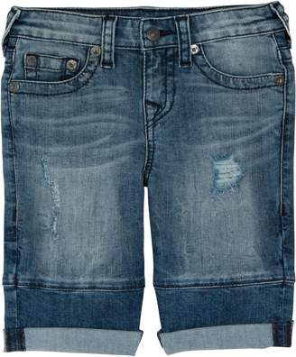 True Religion (トゥルー レリジョン) - True Religion Brand Jeans Geno Shorts