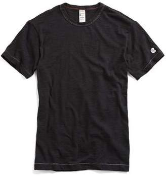 Todd Snyder + Champion Champion Classic T-Shirt in Black