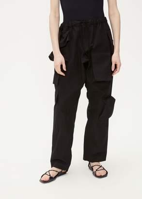 Yohji Yamamoto Multi Pocket Work Pant