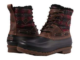Sperry Decoy Boot Shearling Waterproof Men's Boots