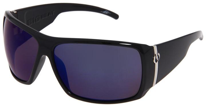 Electric Eyewear Big Beat Polarized (Gloss Black/Grey Polarized) - Eyewear