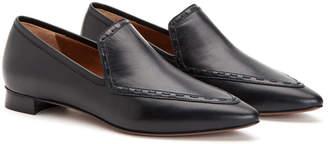 Aquatalia Piera Waterproof Leather Flat
