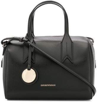 72acd17a19b8 Emporio Armani Duffels   Totes For Women - ShopStyle UK