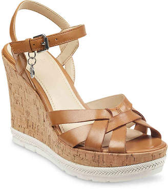 89dae2f6e GUESS Dorcie Wedge Sandal - Women s