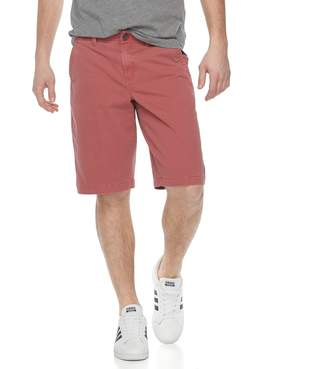 Men's Urban Pipeline Ultimate Twill Flat-Front Shorts