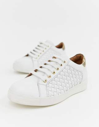 Carvela Leather Sneakers