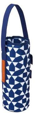 Sunnylife Two-Piece Andaman Cooler Bottle Tote and Bottle Opener Set