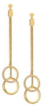 Chloé Carly Drop Chain Earrings