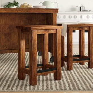 Birch LaneTM Heritage Vargas Counter-Height Stools (Set of 2) Birch LaneTM Heritage