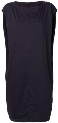 Rick Owens boat neck casual dress