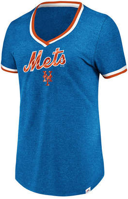 Majestic Women New York Mets Driven by Results T-Shirt