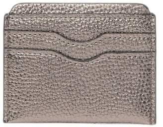 Public Opinion Grove Metallic Leather Card Case