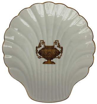 One Kings Lane Vintage Limoges Shell Dish