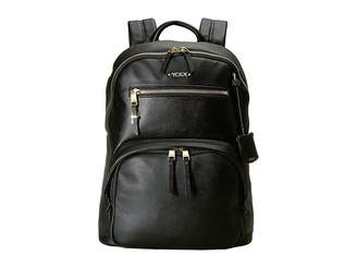 Tumi Voyageur Hagen Leather Backpack