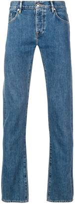 Burberry relaxed-fit stonewash jeans