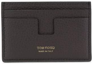 Tom Ford pebbled card holder